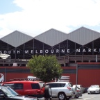 Day 14: South Melbourne Market & Trying to Keep Cool