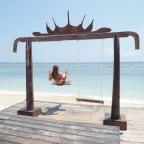 Swings, Seafood and Snorkeling