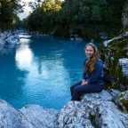 Day 5: Maruia Hot Springs to Franz Joseph (Via Hokitika)