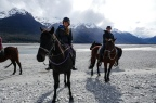 Day 9: Horse riding, Glenorchy
