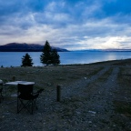 Day 10/11: Queenstown to Christchurch (via Lake Pukaki)
